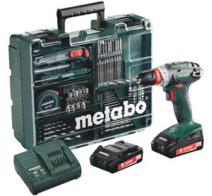 Metabo BS 18 Quick accuboormachine
