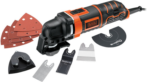 Black & Decker MT300KA-QS multitool