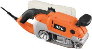 AEG HBS 1000 E bandschuurmachine