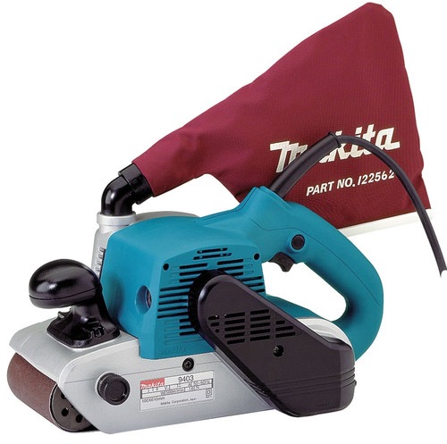 Makita 9403 bandschuurmachine