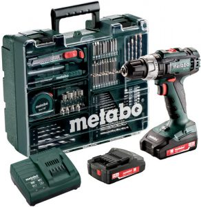 Metabo SB 18 L Mobile klopboormachine