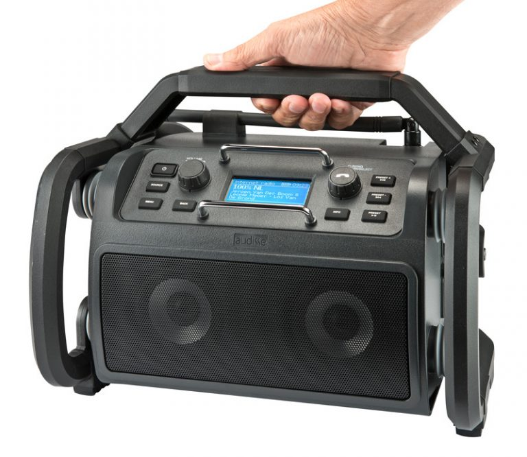 bouwradio kopen? 5 beste van 2020