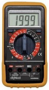 Digi-Tool Multimeter 8900