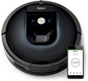 iRobot Roomba 981 robotstofzuiger