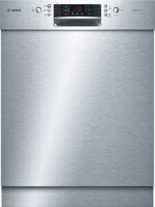 Bosch vaatwasser SMU46JS03E - Serie 4